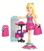 mega bloks barbie friends asst