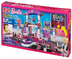 mega bloks barbie build play super