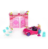 mega bloks barbie build style convertible