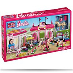 Barbie Build n Play Horse Stable