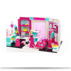 Mega Bloks Barbie Build N Style Fashion