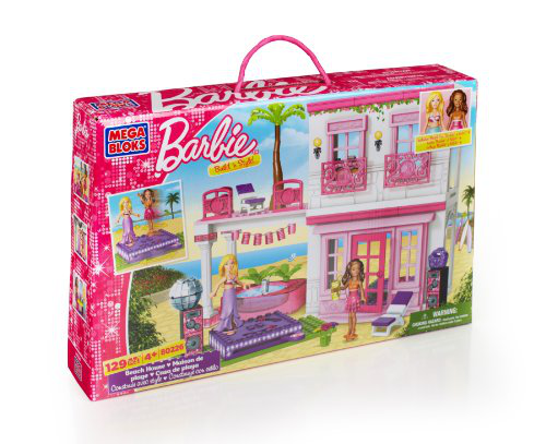 Barbie Build n Style Beach House