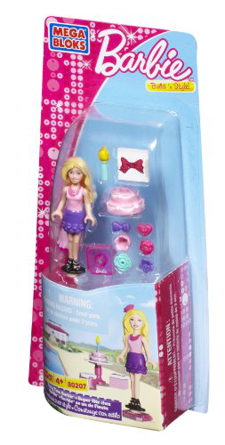 Mega Bloks - Barbie - Party Time Barbie