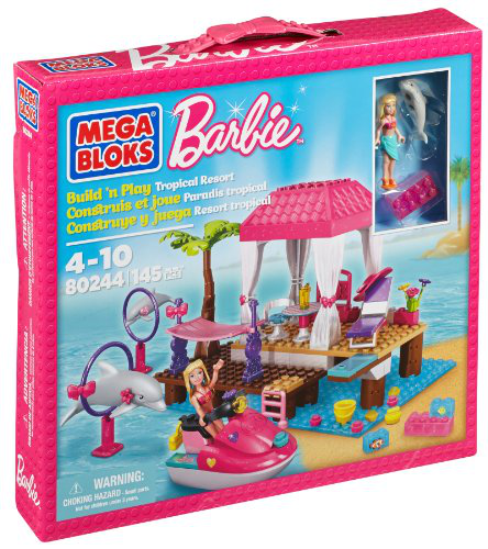 Barbie Build n Play Dolphin Adventure